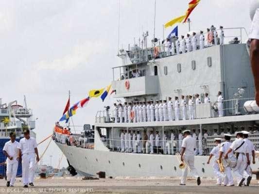 پاکستان میری ٹائم سکیورٹی ایجنسی کیلئے 6 بحری جہازوں کی تیاری کیلئے ..