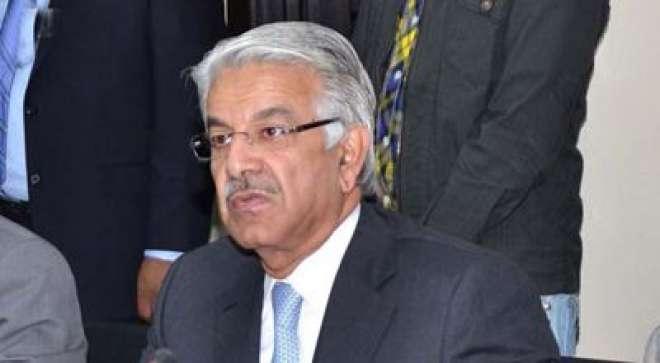 بھارت نے جنگ مسلط کی تو بھارت روتے دھوتے اپنے گھر جائے گا،وفاقی وزیر ..