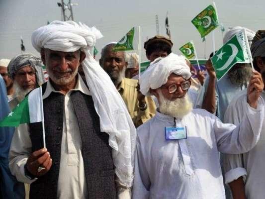 وانا :قبائلی عمائدین کا بھارتی قیادت کے پاکستان مخالف دھمکی آمیز بیانات ..