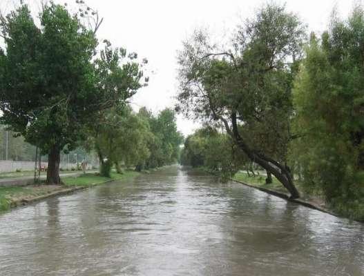 لاہور : لاہور کے ساتھ مقامات پر نہر میں نہانے پر پابندی؛  دفعہ 144 نافذ