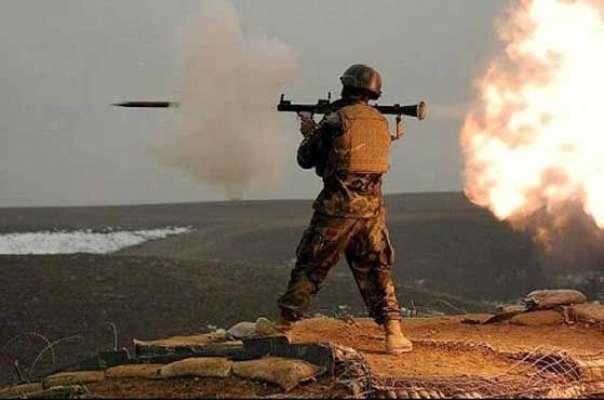 شمالی وزیرستان دتہ خیل میں سکیورٹی فورسز کی کارروائی، 10 دہشت گرد ہلاک۔ ..