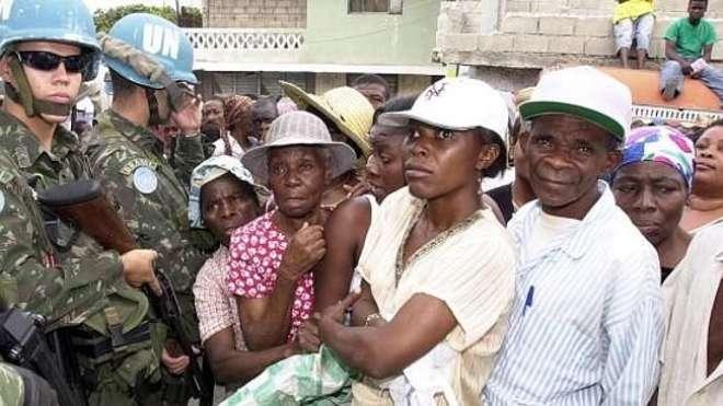 امن مشن کے فوجی سیکس کے بدلے اشیا دیتے ہیں: اقوام متحدہ