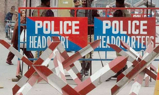 پنجاب میں پولیس کے ناکوں پر نہ رکنے والوں پر پولیس اہلکاروں کو فائرنگ ..
