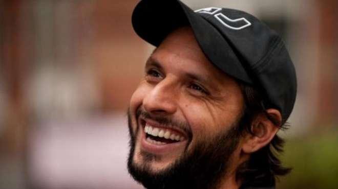 انگلش ٹی ٹونٹی:آل راؤنڈر شاہد آفریدی کا بلا چل پڑا