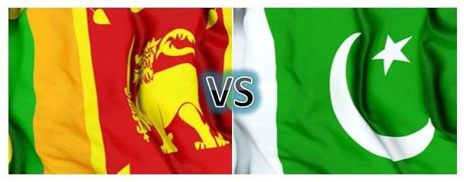 سری لنکا اور پاکستان کی کرکٹ ٹیموں کے درمیان تین ٹیسٹ میچز کی سیریزکا ..