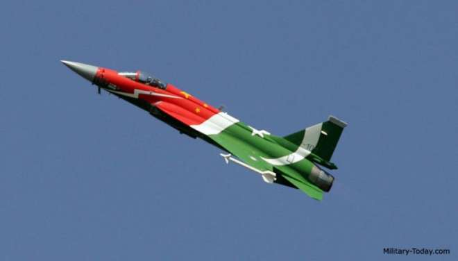 پاک فضائیہ کے لڑاکا طیارے پیرس ایئر شو میں حصہ لیں گے
