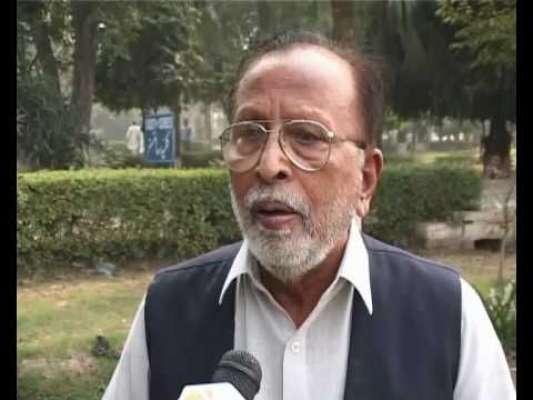 پاکستان ڈس ایبلڈ سپورٹس ایسوسی ایشن کا سابق اولمپیئن ارشد علی چوہدری ..