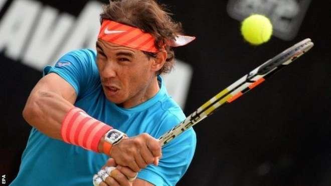 جرمنی :گراس کورٹ ٹینس ٹورنامنٹ رافیل نڈال نے کوارٹر فائنل میں جگہ بنا ..