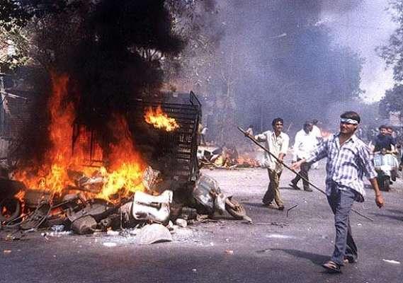 دنیا کی نام نہاد جمہوریت بھارت میں اقلیتوں کیلئے زمین تنگ ہونے لگی ..