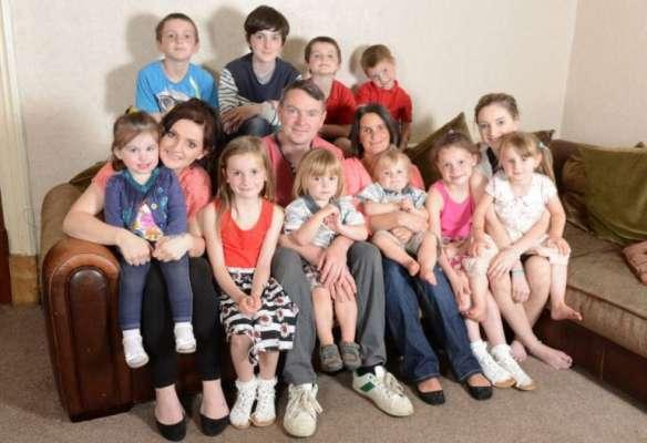 برطانیہ کے سب سے بڑے خاندان کا فیصلہ