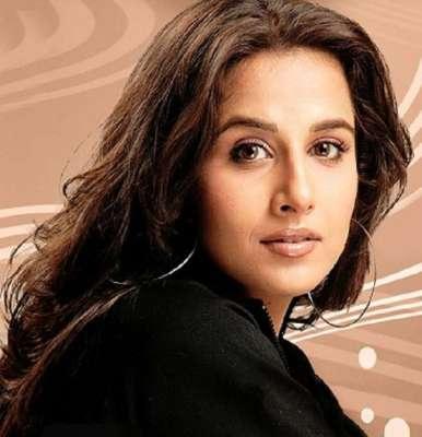 ودیا بالن خان ہیروز کے ساتھ فلمیں کیوں نہیں کرتیں؟