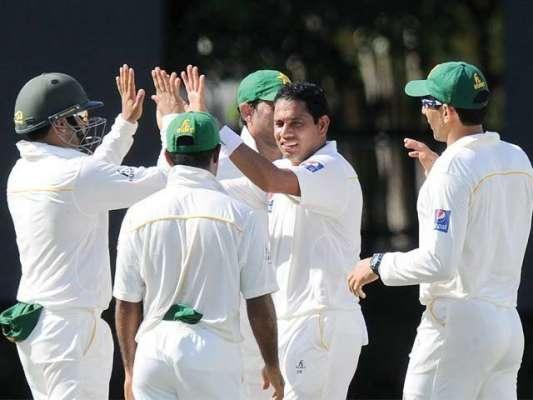 مضبوط سری لنکن ٹیم کیخلاف ٹیسٹ سیریز شروع ہونے سے قبل ہی پاکستانی ٹیم ..