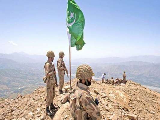 راولپنڈی : آپریشن ضرب عضب کو ایک سال مکمل، فاٹا، خیبر ایجنسی اور شمالی ..