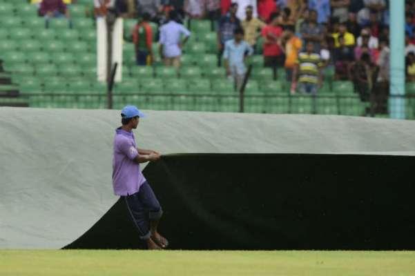 بنگلہ دیش اور بھارت کے درمیان واحد ٹیسٹ ڈرا کی جانب گامزن