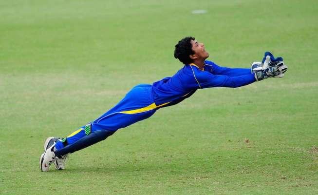 پاکستان کیخلاف ٹیسٹ سیریز ، دنیش چندیمل سری لنکا کے وکٹ کیپر ہوں گے