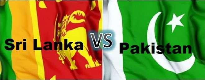 سری لنکا اور پاکستان کے درمیان تین ٹیسٹ میچز کی سیریزکا پہلا میچ 17جون ..