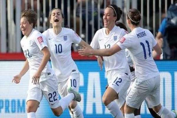فیفا ویمنز ورلڈ کپ، کولمبیا نے فرانس، برازیل نے سپین اور انگلینڈ نے ..
