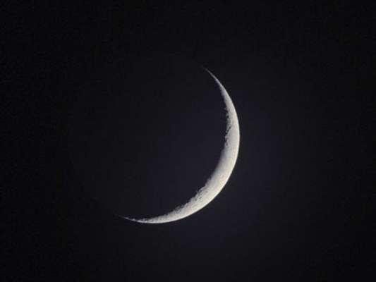 18 جون کو رمضان المبارک کا چاند نظر آنے کے قوی امکانات ہیں،محکمہ موسمیات