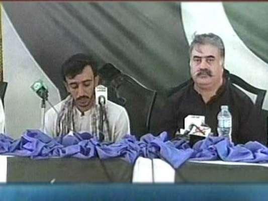 بلوچستان کے مزید 2 فراری کمانڈرز نے ساتھیوں سمیت ہتھیار ڈال دیئے