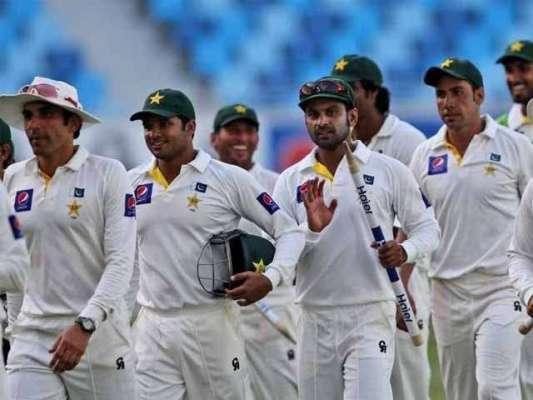 پاکستان اور سری لنکا کی ٹیمیں پیر سے گال میں ٹریننگ کریں گی