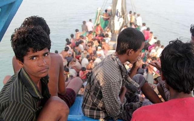 میانمار میں پا نچ لاکھ افراد کو انسانی ہمدردی کی بنیادوں پر مدد کی ضرورت ..