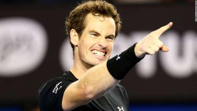 برطانوی ٹینس پلیئراینڈی مرے صحت یاب ہوگئے