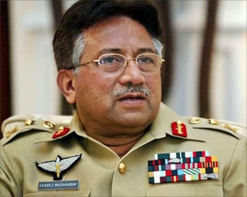 پرویز مشرف غداری کے الزامات پر اپنے گھر میں داخل نہیں ہو سکتے، بھارت ..