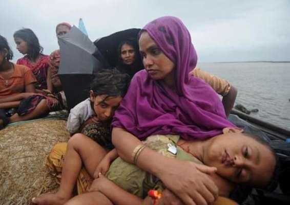 روہنگیا مسلمانوں کو طالبان نے اپنے ساتھ شامل کرنے کی کوشش شروع کر دی
