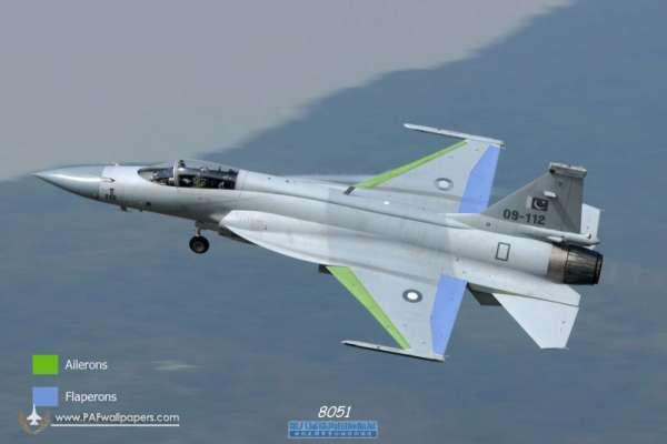 پاک فضائیہ کو جے ایف 17 تھنڈر  طیارے کا پہلا آرڈر مل گیا
