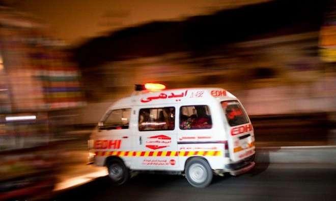 دو بیویوں کے شوہر نے خود کو گولی مار لی ،شدید زخمی حالت میں ہسپتال منتقل