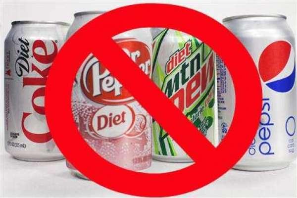 ڈائٹ سافٹ مشروبات وزن کو کمر کرنے کی بجائے وزن میں اضافہ کرتے ہیں، امریکی ..