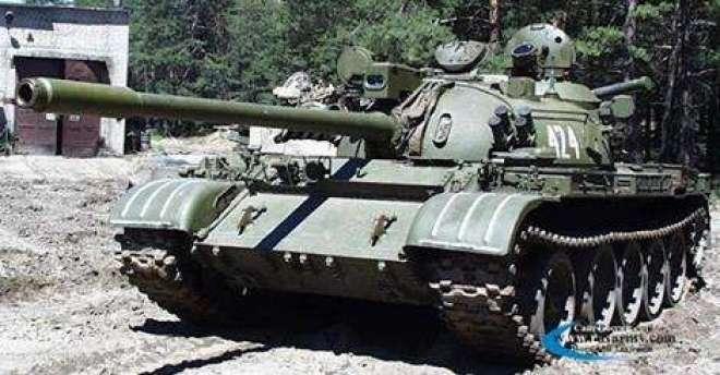 `پاکستان سربیا سے مغربی سرحد پر تعینات کرنے کے لئے ٹی55ٹینک خر یدے گا ..