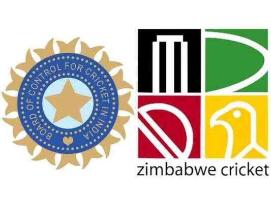 پہلا ون ڈے، زمبابوے کا بھارت کیخلاف ٹاس جیت کر فیلڈنگ کرنیکا فیصلہ