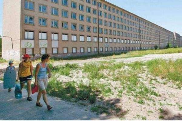 ہٹلر ہوٹل: دنیا کا سب بڑا ہوٹل،76 سالوں بند