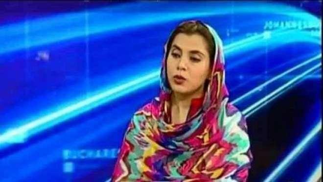 عائشہ ممتاز کیلئے 'دبنگ لیڈی 'کا خطاب