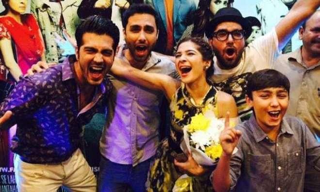 کراچی سے لاہور کل سے سینما گھروں کی زینت بن گئی