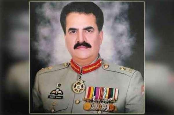چیف آف آرمی سٹاف جنرل راحیل شریف کراچی پہنچ گئے