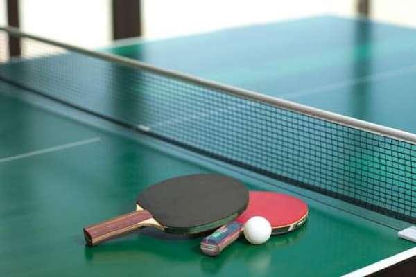 ٹیبل ٹینس کے کھلاڑیوں کو اوپن ٹرائلز کے ذریعے میرٹ کی بیناد پر ایشین ..