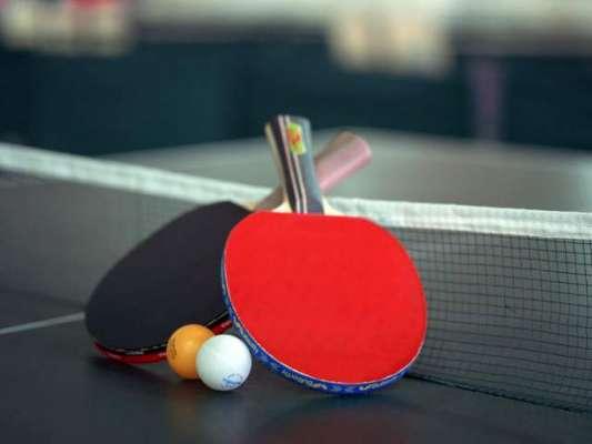 انڈر 23گیمز کے ٹیبل ٹینس مقابلوں میں دفاعی چیمپئن پشاور کو شکست دیکر ..