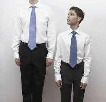 لمبے قد والے افراد میں کینسر جیسے موذی مرض کے امکانات زیادہ ہوتے ہیں' ..