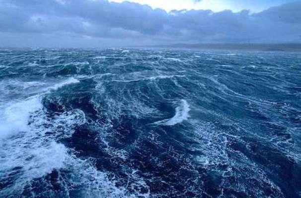 انڈونیشیا، سمندر میں زلزلے کے جھٹکے، ریکٹر سکیل پر شدت 6.1اور 6.4ریکارڈ ..