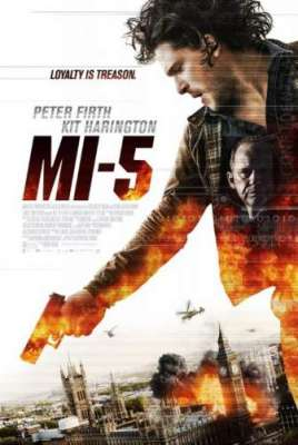 فلمMI-5 4دسمبر کو امریکہ میں ریلیز کی جائے گی