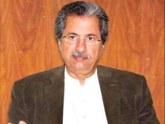 اسلام آباد : پی ٹی آئی واحد اپوزیشن جماعت ہے جو ن لیگ کا مقابلہ کر رہی ..