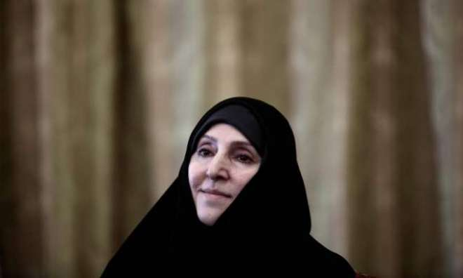 انقلاب ایران کے بعد پہلی خاتون سفیر