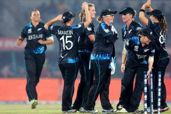 نیوزی لینڈ اور سری لنکا ویمنز کے مابین چوتھا ون ڈے انٹرنیشنل کل کھیلا ..