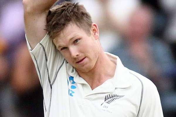 جمی نیشم کمر کی تکلیف کے باعث آسٹریلیا کے خلاف ٹیسٹ سیریز کے بقیہ میچوں ..