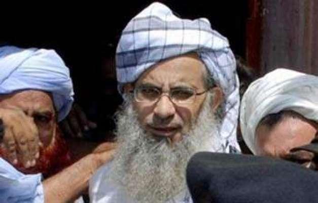 اسلام آباد : لال مسجد کے خطیب مولانا عبدالعزیز نے تحریک نفاذ القرآن ..