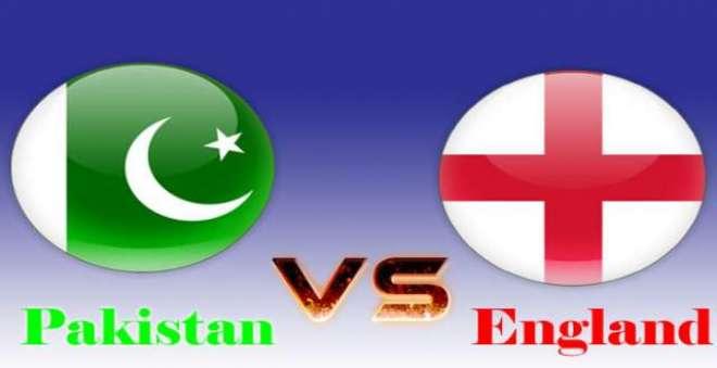 پاکستان اورانگلینڈکی ٹیموں کے مابین اب تک نیوٹر وینیو پر17میچ کھیلے ..