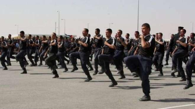 اردن میں پولیس اہلکار نے فائرنگ کرکے 2 امریکی اور ایک جنوبی افریقی کو ..