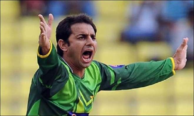 قومی ٹیم سے باہر ہونے کے بعد آف سپنر سعید اجمل کو شوکاز نوٹس کے بعد ایک ..